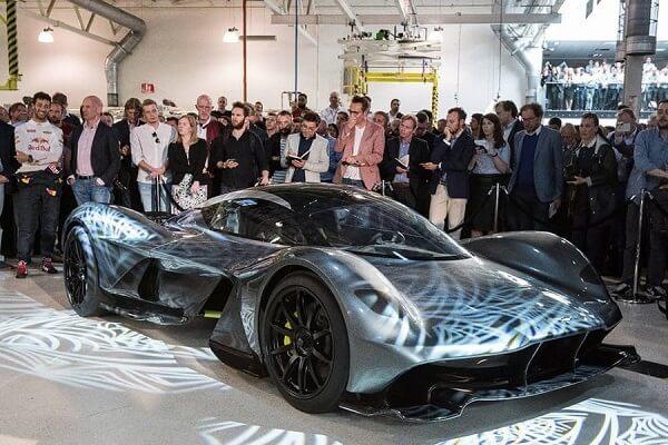 Aston Martin – Red Bull 001