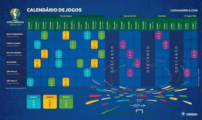 36 Copa América 2019 19