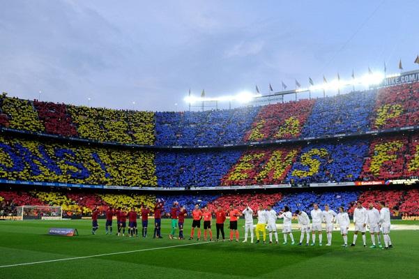 12 Real Madrid Barcelona 1