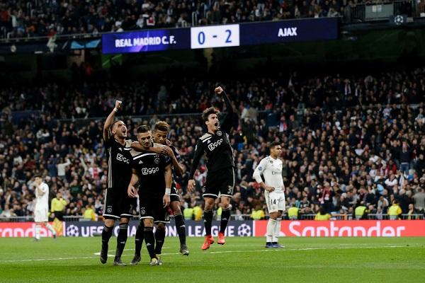 8 Madrid Debacle 8