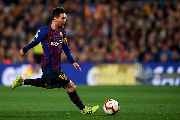 9 Messi Lujos 10