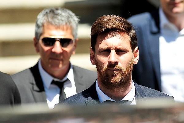 9 Messi Lujos 20