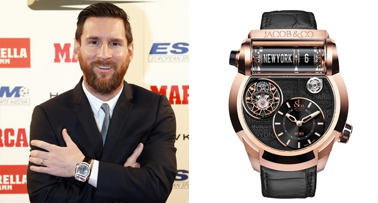 9 Messi Lujos 6