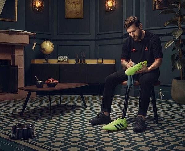 9 Messi Lujos 9