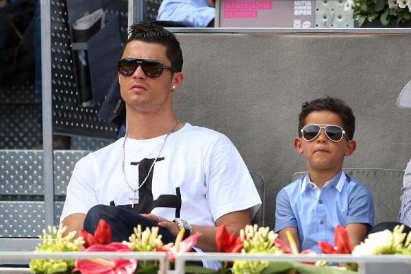 23 Cristiano Ronaldo 15