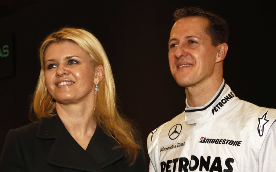 Schumacher-esposa-mercedes