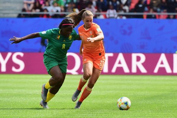 19 Mujeres Futbolistas 11