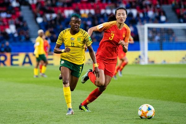 19 Mujeres Futbolistas 2