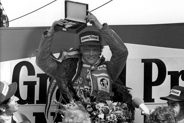 29 Niki Lauda 19