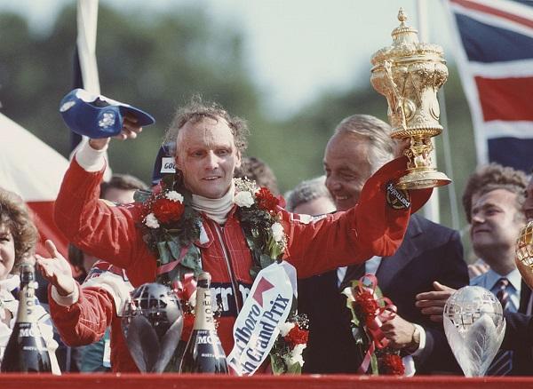 29 Niki Lauda 20