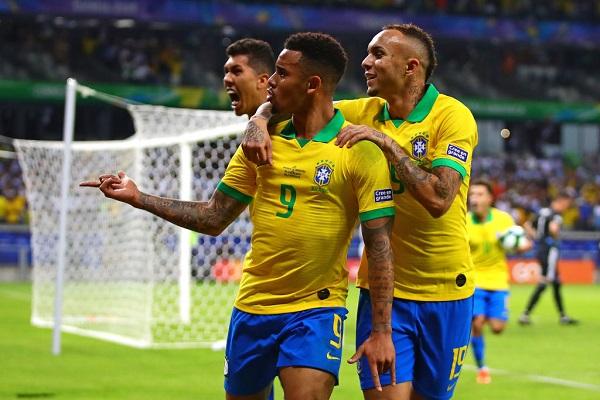 6 Copa America 7