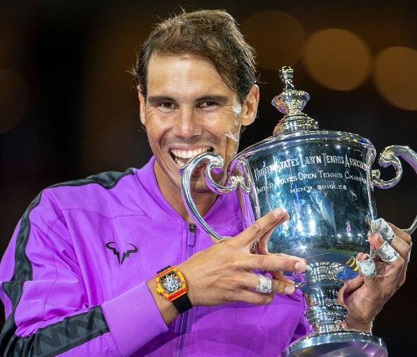10 Grand Slam Nadal 1