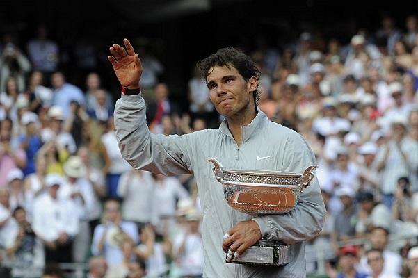 10 Grand Slam Nadal 15