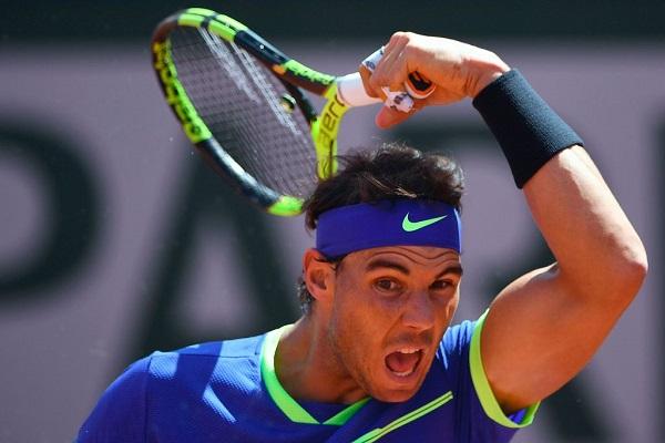 10 Grand Slam Nadal 16