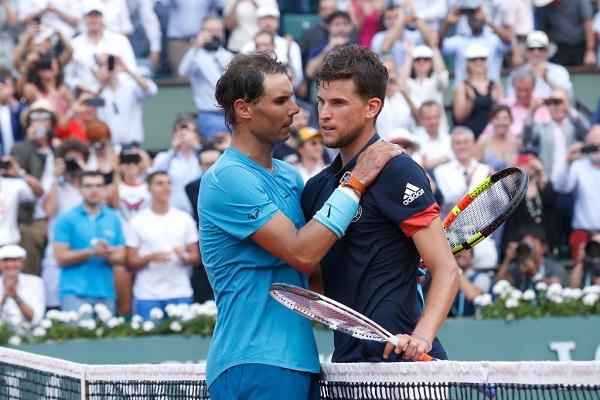 10 Grand Slam Nadal 18