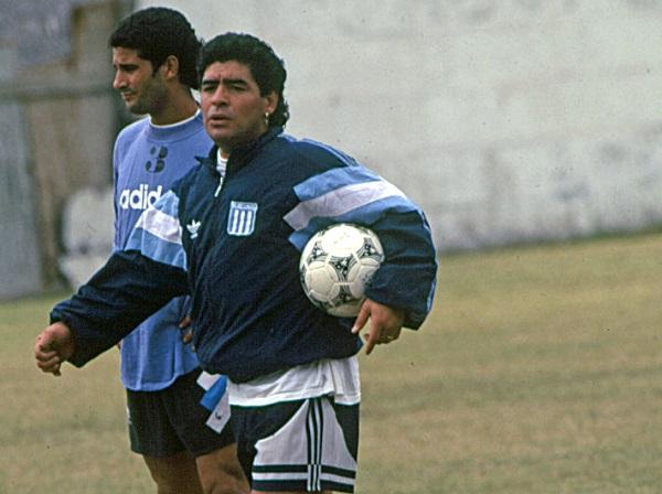 6 Maradona Gimnasia 4