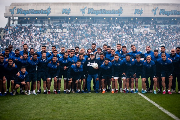 6 Maradona Gimnasia 9