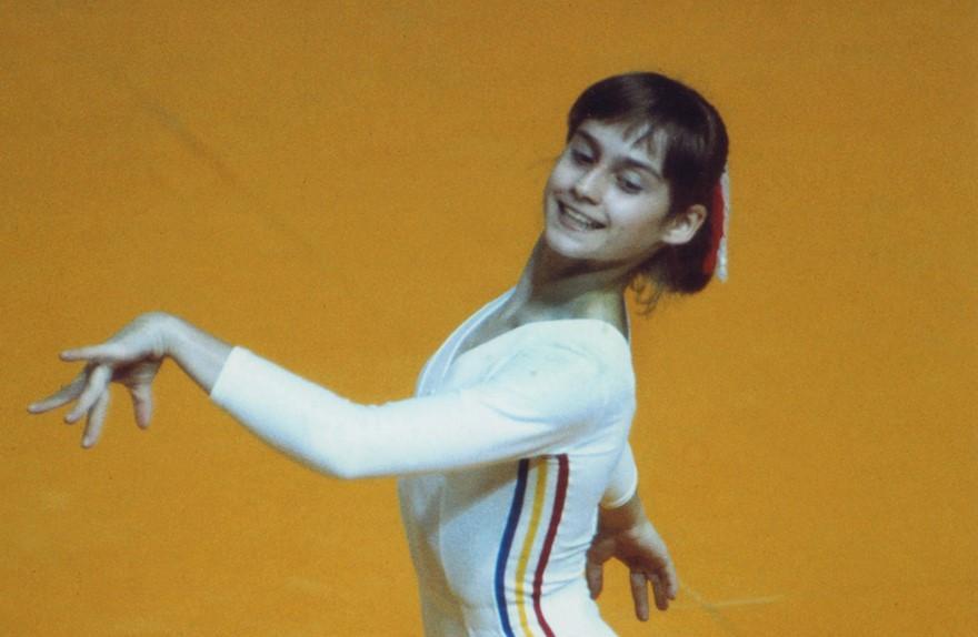 nadia-comaneci-posing-floor-routine