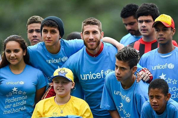 21 Sergio Ramos 16