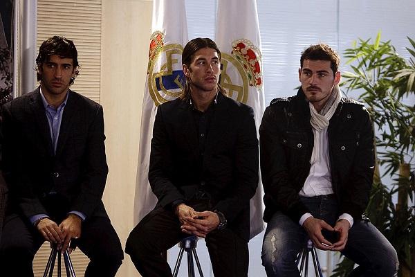 21 Sergio Ramos 18