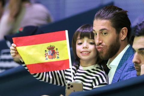 21 Sergio Ramos 5