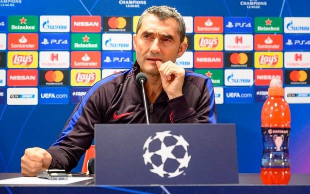 11 Valverde Barcelona 9