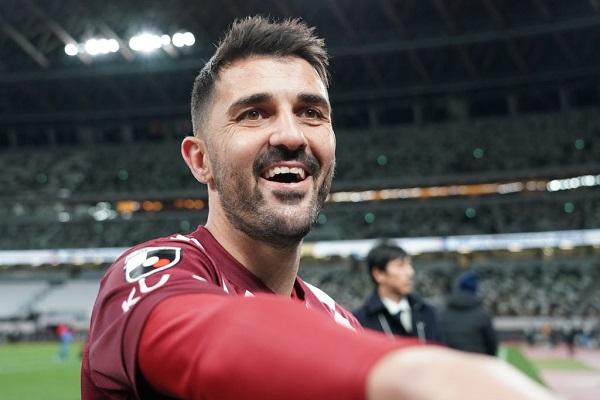 27 David Villa 1