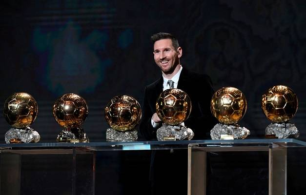 11 Balon De Oro NO 1