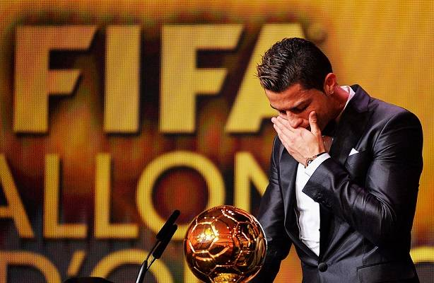 11 Balon De Oro NO 3