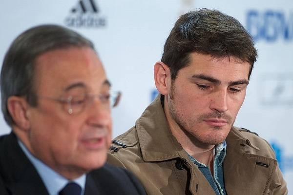 20 Casillas Despedida 20