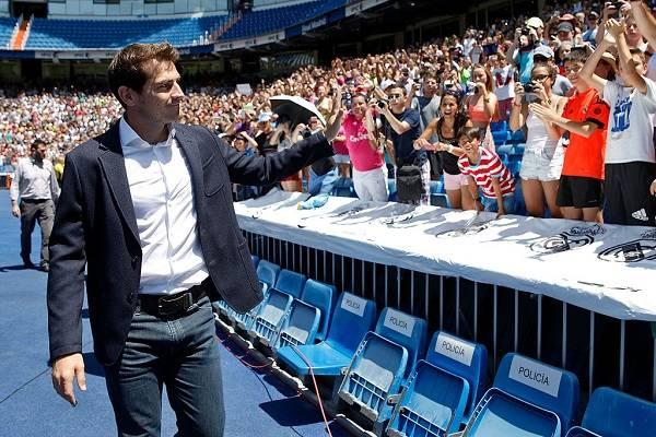 20 Casillas Despedida 6