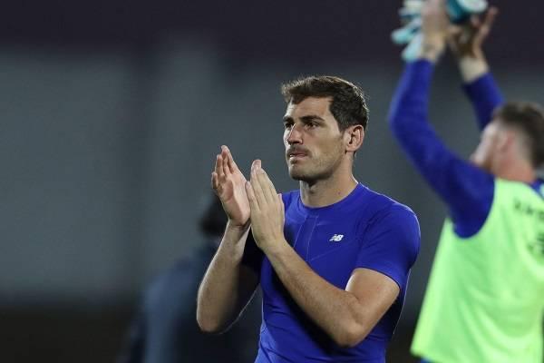 20 Casillas Despedida 8