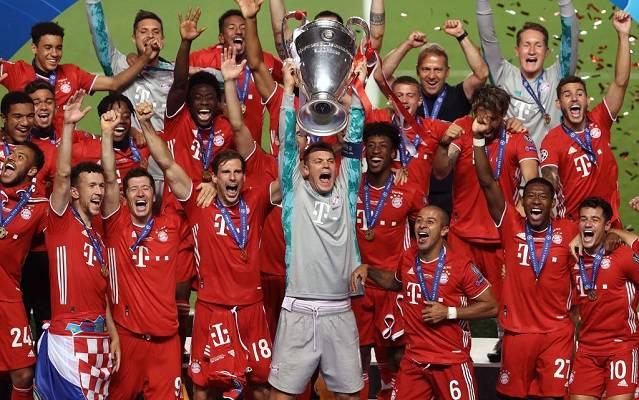 30 Bayern Champions 0