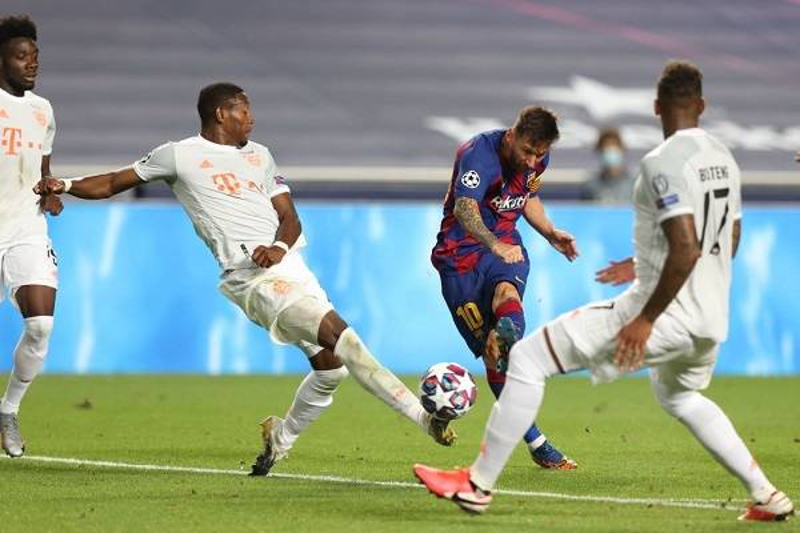 32 Messi Se Va 10