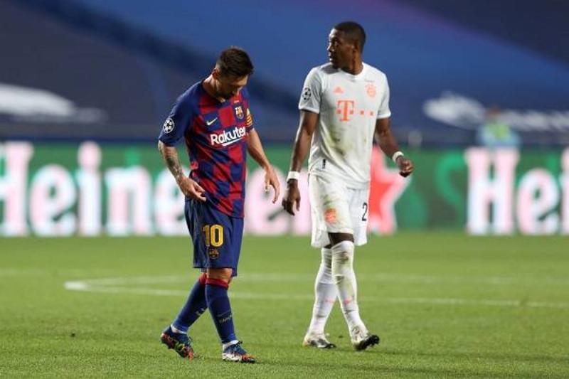 32 Messi Se Va 5