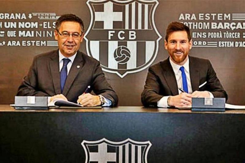32 Messi Se Va 9