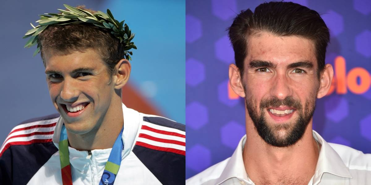 Michael Phelps - Swimming