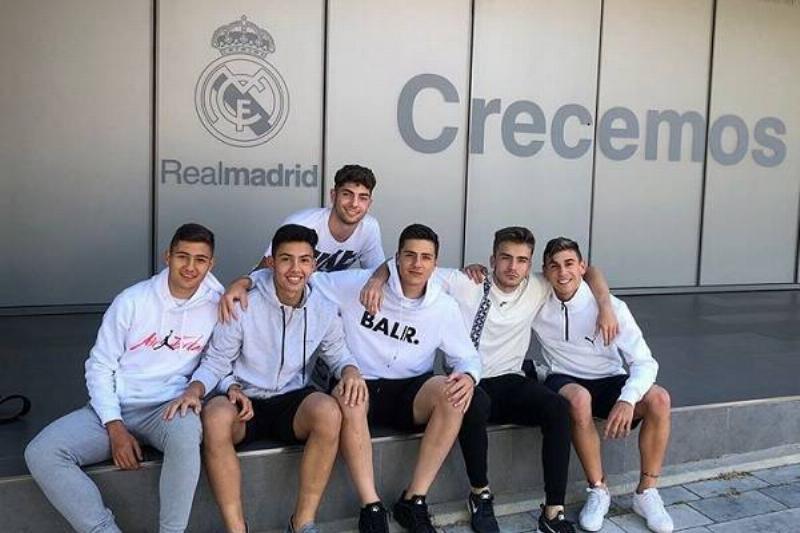 18 Lucas Cañizares 11