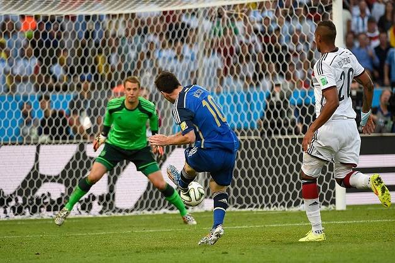 10 Messi Finales Perdidas 12