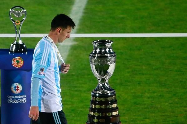 10 Messi Finales Perdidas 13