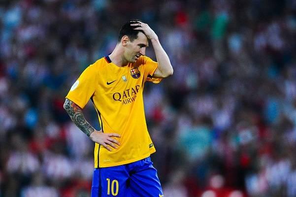 10 Messi Finales Perdidas 15