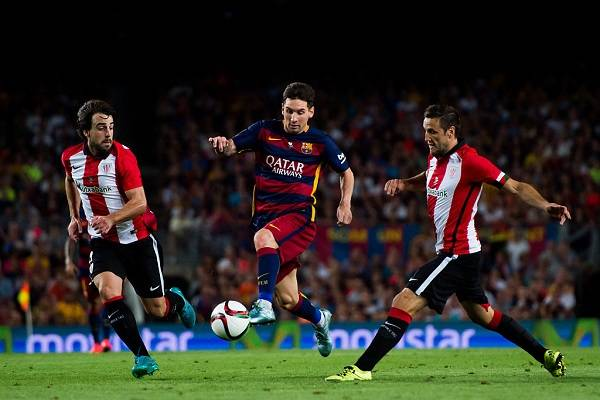 10 Messi Finales Perdidas 16