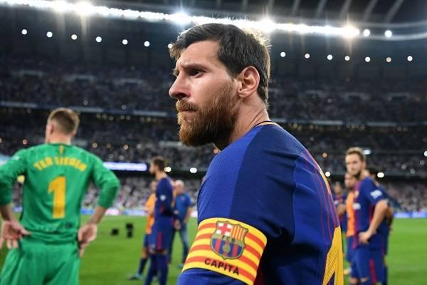 10 Messi Finales Perdidas 20
