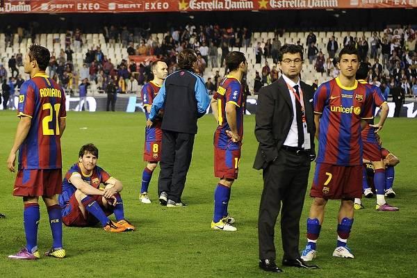 10 Messi Finales Perdidas 5