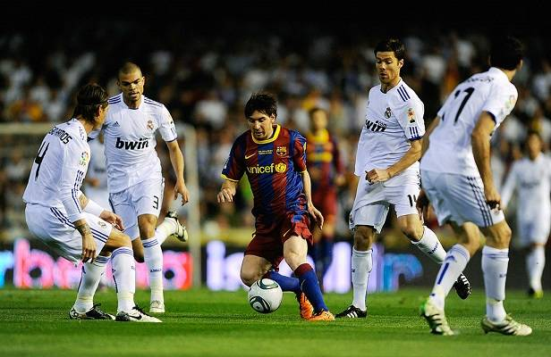 10 Messi Finales Perdidas 6