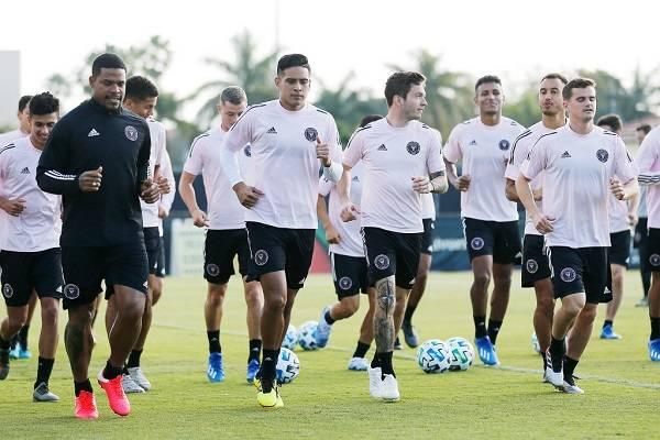 11 Beckham Inter Miami 13