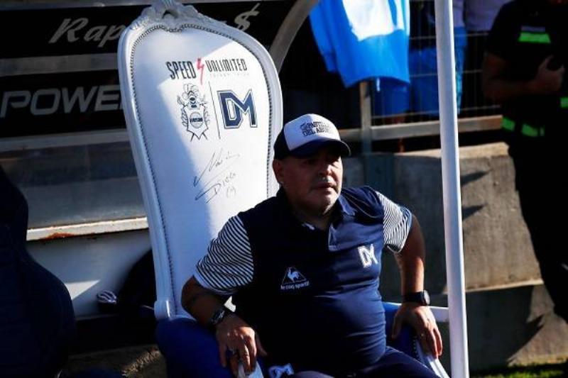 17 Maradona Fallece 11