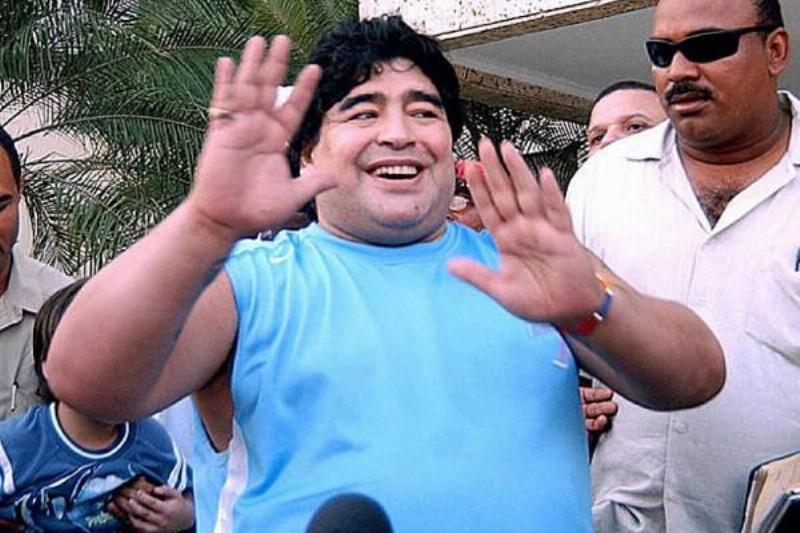 17 Maradona Fallece 18