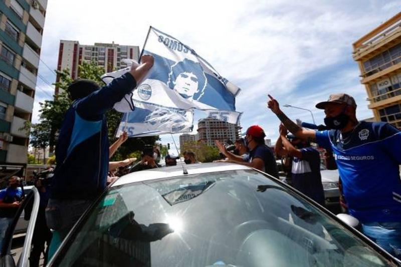 17 Maradona Fallece 4