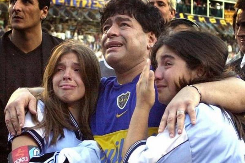 17 Maradona Fallece 8